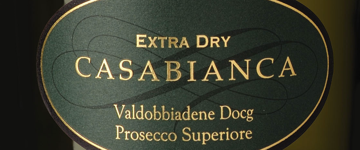 Valdobbiadene Prosecco DOCG Superiore Extra-Dry