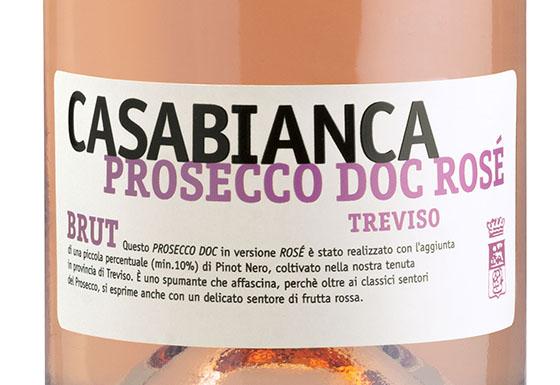 Prosecco DOC Rosé